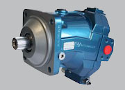 Samhydraulik Axial Piston Motors