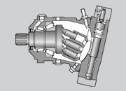 Bosch-Rexroth Axial Piston Motors